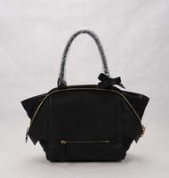 2015 genuine leather handbag wholesale alibaba fashion bag for lady