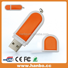 Top Selling promotion best christmas gift plastic usb pen drive key bulk usb stick