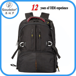 High quality universal 4 in 1 Digital dslr Photo Bag camera laptop tripod backpack