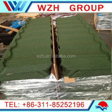 High quality stone coated roofing tile / Stone Coated Metal Roofing Tile /metal roof tile