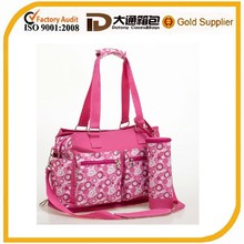 fashion diaper bag mummy bag/baby diaper bag/2014 baby diaper bags