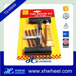 Safety Car Bike Motorcycle Repair Kit Tubeless Tires Tyre Puncture Plug Auto Repair Tool Kit