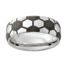 2015 cool design stainlss steel fantasy football ring