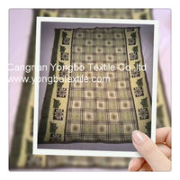 Compound Polyester Blanket made of polyester cover and recycle cotton filling