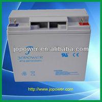 12V20Ah high performance Deep Cycle UPS battery