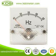 BP-80 Frequency meter 220V 45-65hz ,panel meter frequency meter display