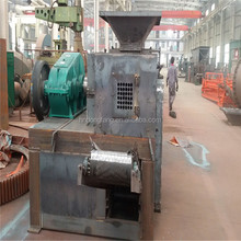 high yield good performance coal /charcoal briquette making machine
