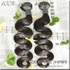 Luxury high quality best grade thick soft virgin mink brazilian hair 7a