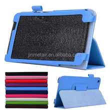 Wholesale pu leather rotatable stand case for acer A1-724