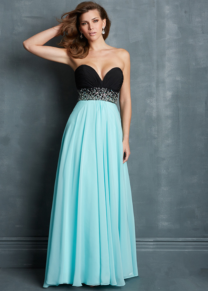 Black and turquoise bridesmaid dresses bridesmaid dresses for Turquoise wedding dresses for bridesmaids