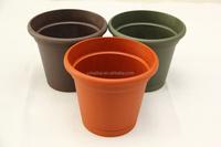 new products for 2016 decorative garden stone flower pot mini plastic flower pot flower pot inserts