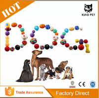 Pet Dog Toy Teething Rubber Pet Toy Chew Dog Rope Toys Wholesale In China