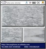 wholesale New best quality white carrara Arabescato marble
