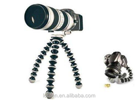 2012 New Mini Camera Tripod Flexible Ball octopus Leg Digital Camera Tripod lowest price021a