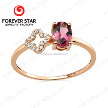 Wholesale Alibaba 2015 Jewelry Wholesale 14K Gold Natural Gemstone Ring Fashion Ring Finger Rings Photos