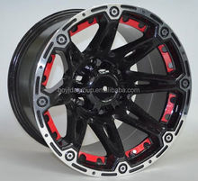 Lowest price replica wheel, SUV 4X4 alloy wheel rim