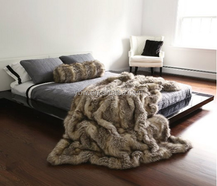 Kürk battaniye