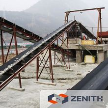 Mining industry use rubber conveyor belts with CE certificate