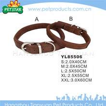 Wholesale Eco-Friendly Leather Dog Collar