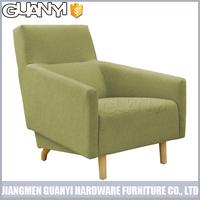 restaurant design sofa with comfortable backrest