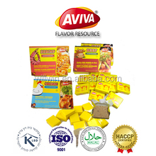 Good Tasty Halal Beef Chicken Bouillon Cubes