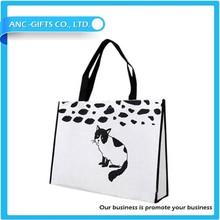 promotional shopping bag eco printed non woven bag