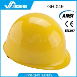 hot sale safety yellow hard hat