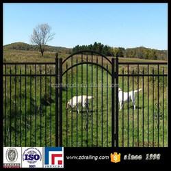 manufacturer iron fence dog kennel, dog run fence, dog kennel fence panel