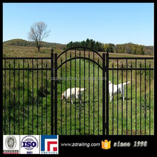 manufacturer iron fence dog kennel, dog run fence, dog kennel fence panel