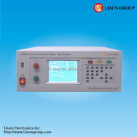 Lisun LS9934 Automatic Safety Test System Support 50Hz and 60Hz power frequency withstand voltage tester