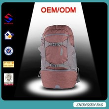 2015 factory wholesale daily use backpack bag nylon super mountaineering backpack bag