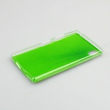 Business style tpu ultra thin cell phone cover for sony z1