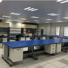 Beryl full steel cabinet laboratory workbench laboratory bench top