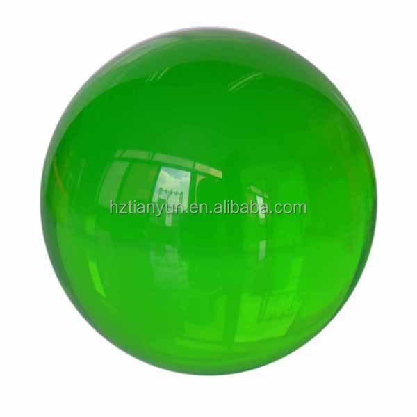 Presentes & decoração D15mm para D200mm ODM & OEM/personalizar bolas de acrílico transparente