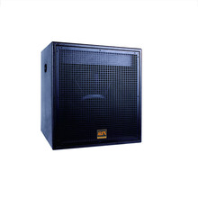 300w portable 1*15 inch active subwoofer for small band