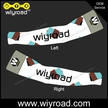 Accept sample order sublimation cycling arm warmer/lycral custom cycling arm warmer/OEM cycling arm sleeves with very good price