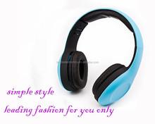 2015 proveedor auriculares hifi plegable auriculares auriculares de colores