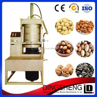 2015 hot selling ! Automatic Hydraulic oil machine cocoa butter oil extruder, sesame oil mill from Dingsheng brand