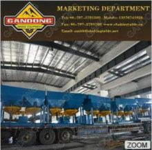 Alta recuperación placer equipos de minería de cola de milano jigs