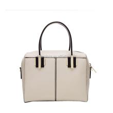 CC45-076 White PU handbags promotional guangzhou handbags M K