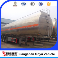 XINYU TRAILER Manufacturer, ISO 45000L tanker trailer for tractor ,trucks for sale