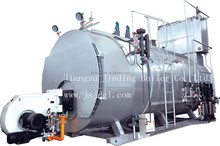 good quality factory price horizontal fire tube or water tube heavy oil fired steam boiler for tomato pulp production line