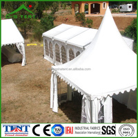 large size outdoor garden gazebo party tent canopy 5x5m