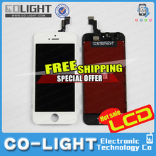 Sale cheap and fine for iphone 5s lcd digitizer assembly