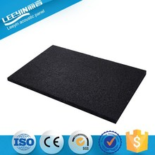 Home Cinema Soundproofing Material Polyester Acoustic Board