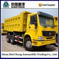Sinotruk howo dump truck 6x4 LHD/RHD