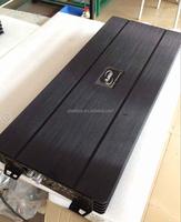 1CH 2000W car bass tube amplifier big power amplifier 2000W hot sale black color