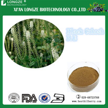 100% Natural Black Cohosh Extract with Triterpene Glycosides 2.5%,5%,8% HPLC
