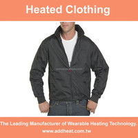 MEC ADDHEAT Motorcycle 12Volt. Heated Jacket