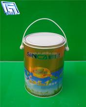 5L mini small metal tin pail/bucket